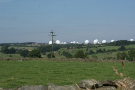 The 'Golf Balls' at Menwith Hill and still holding a fascination