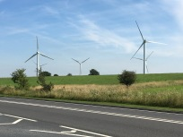 Not sure why but love this windfarm on the Skipton Road just outside Harrogate