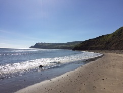 Robin Hood's Bay. Thanks to Victoria