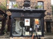 Just for fun my Harrogate hair salon!