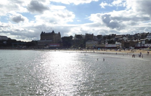 Scarborough. Thanks to Louisa