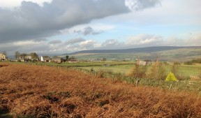 Another view from Ilkley Moor