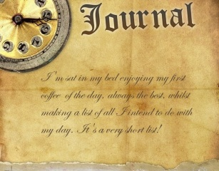 A journal image