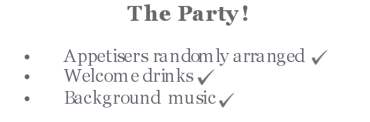project2-the-party