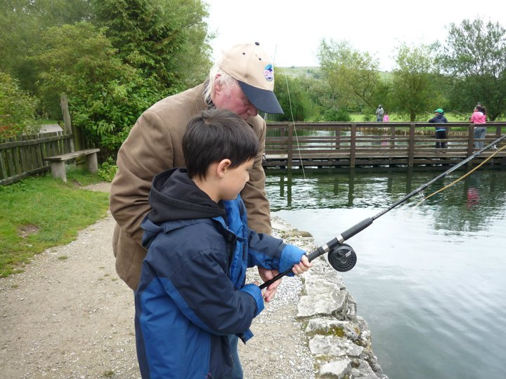 Kilnsey Fishing 3