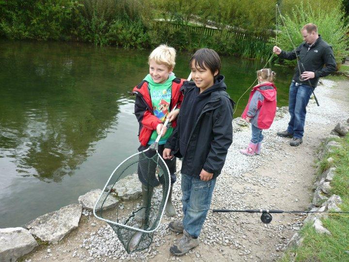 Kilnsey Fishing day 1