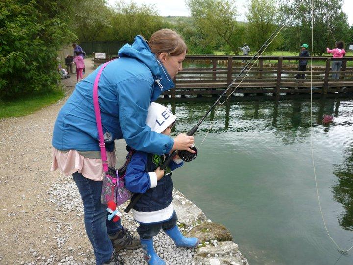 Kilnsey Fishing day 4