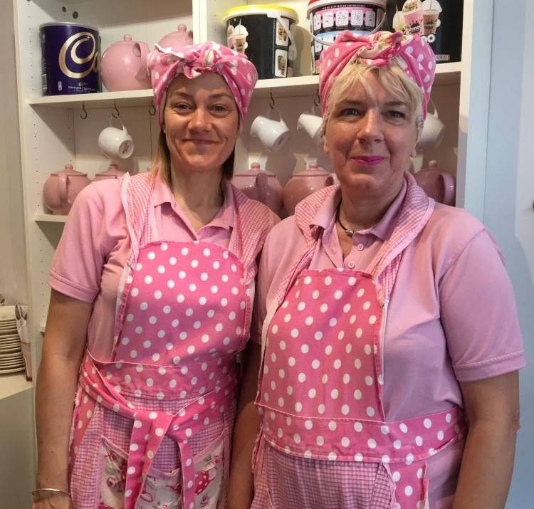 Pink Teapot 2