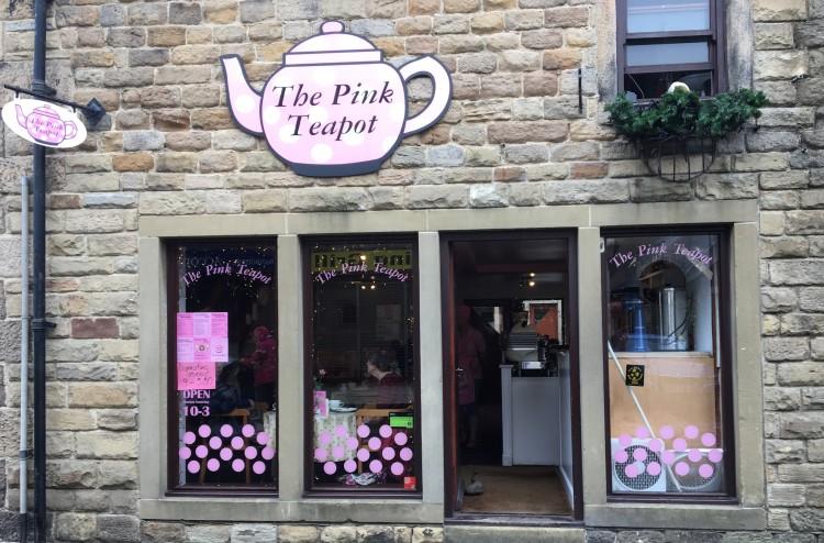 The Pink Teapot