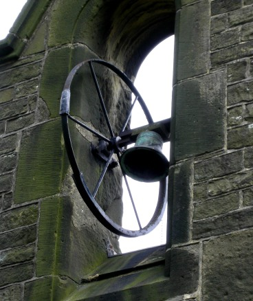 Chapel belfry