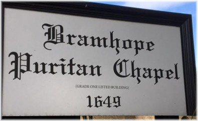Puritan chapel sign 1
