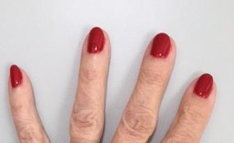 Susan's New Nail Colour