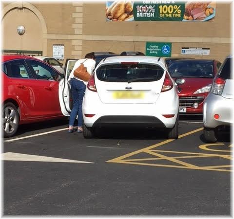 Morrison's Carpark
