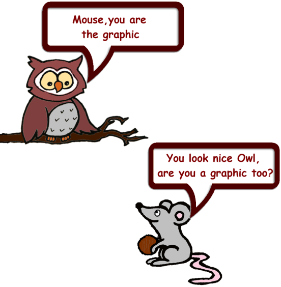 new Owl and Mouse 3