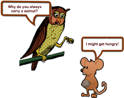 Owl and mouse (2) PAGE 7