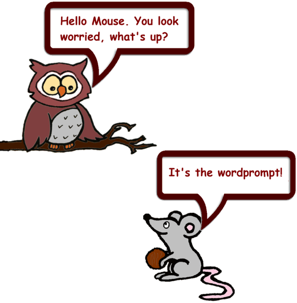 new Owl and Mouse Asmospheric 1