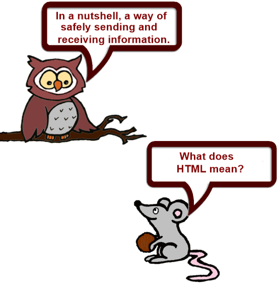 Owl and Mouse technical 2