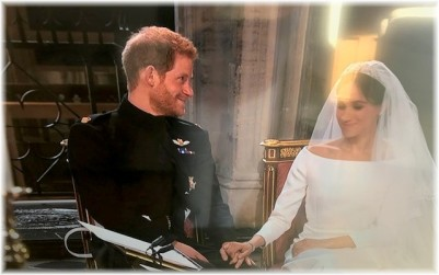 Harry and Meghan 1