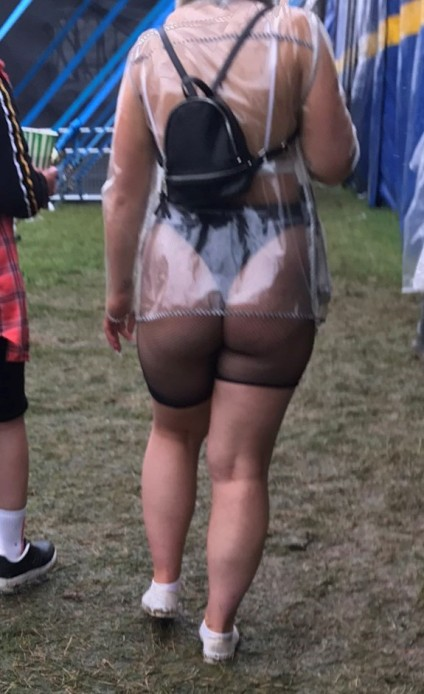 A Festival Goer