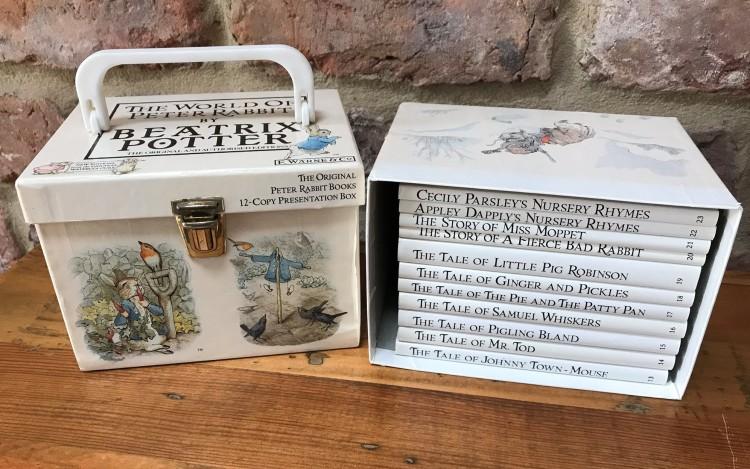 Beatrix Potter boxed sets