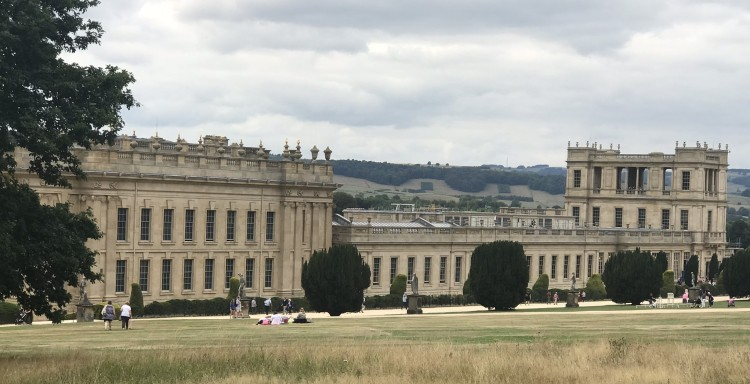 What a house - Chatsworth 1