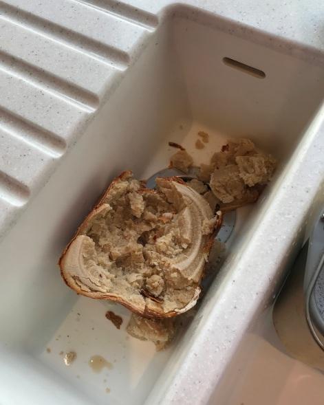 Bread Error