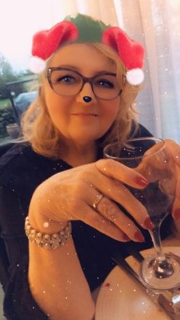 Snapchat at Christmas