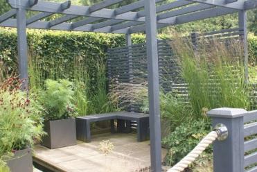 Hedgehog Garden 3