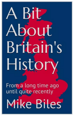 A Bit About Britain's History the book