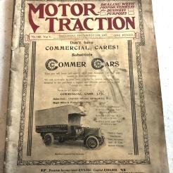 Motor Traction Magazine 1907