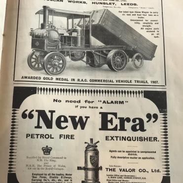 Steam Wagon Co