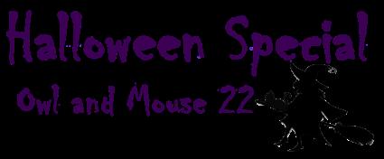 Halloween Special heading