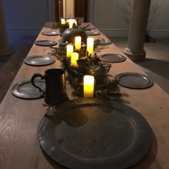 Harewood Servant hall table