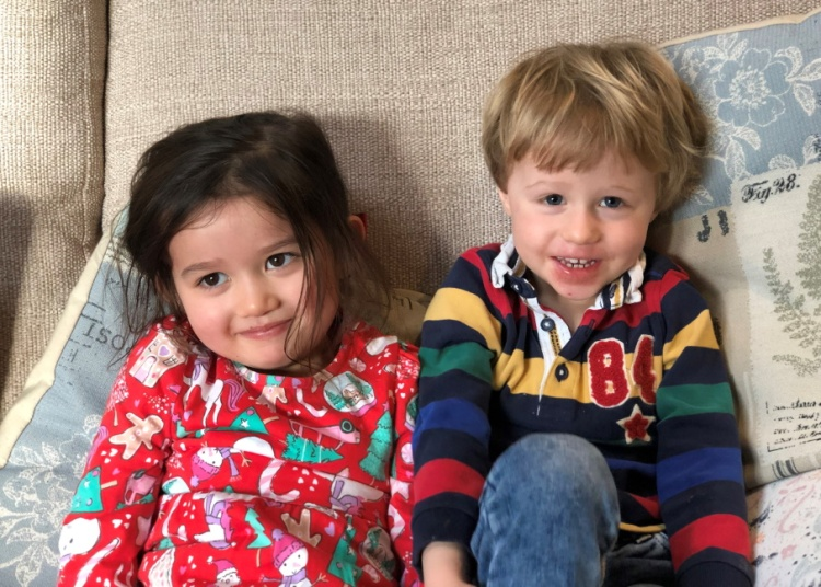 William and Lily-Jane
