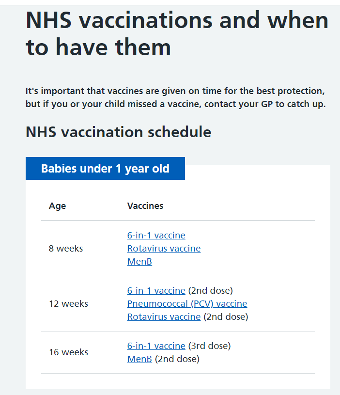 NHS Vaccines 1