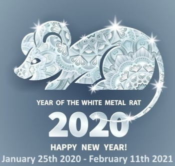 The Year of the White Metal Rat