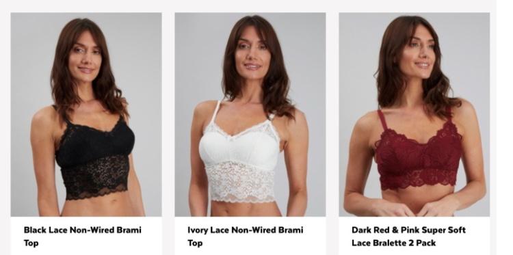 sainsbury's underwear