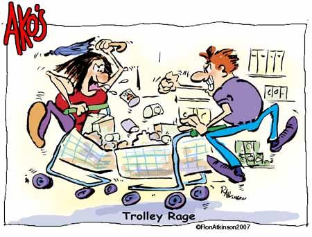 Trolley Rage