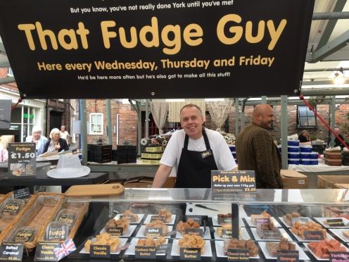 That Fudge Guy York