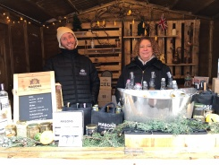 Yorkshire Gin Stall - Street Market York